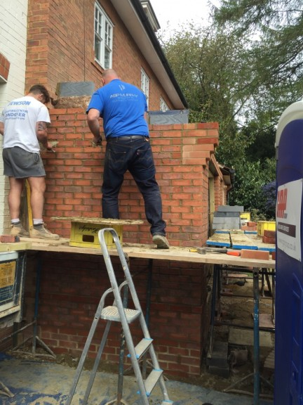 ASP Murphy Building Services Brickwork and Stonework